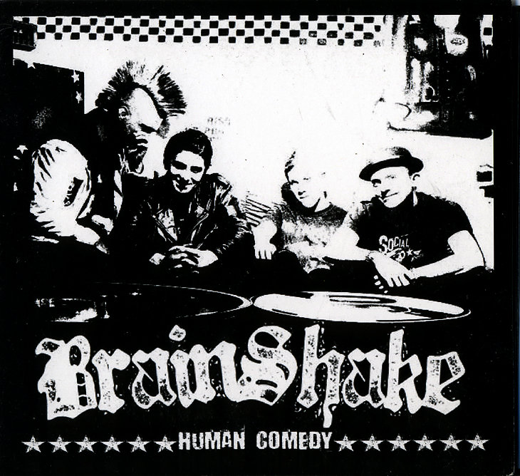Brainshake | Album cover