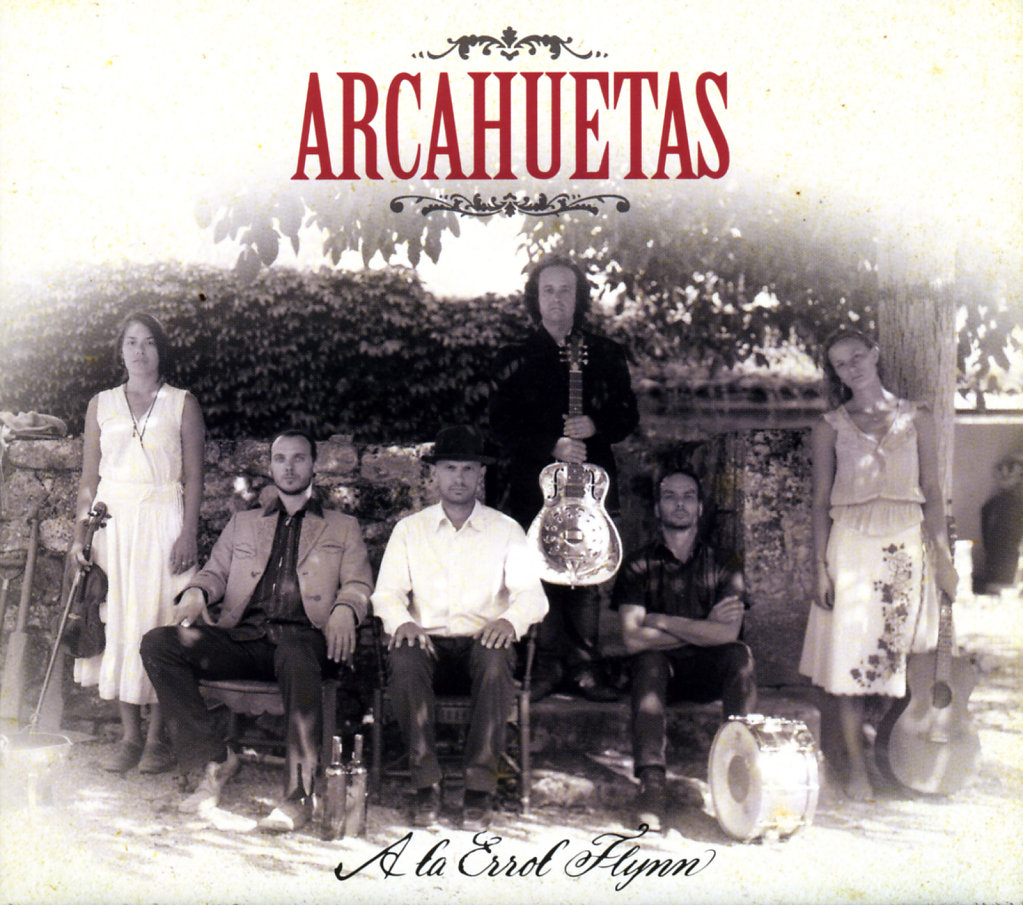 Arcahuetas | Album cover